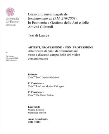 Maria-Morganti-artisti-professione-non-professione-2013-Venezia