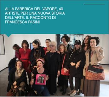 Maria-Morganti-alla-fabbrica-del-vapore-40-artiste-per-una-nuova-storia-dell-arte-il-racconto-di-francesca-pasini-2019-Milano