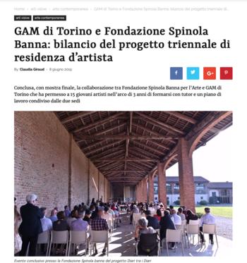 Maria-Morganti-gam-di-torino-e-fondazione-spinola-banna-bilancio-del-progetto-triennale-di-residenza-d-artista-2019-