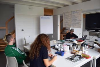 Maria-Morganti-diari-tra-diari-2018-Poirino e Torino