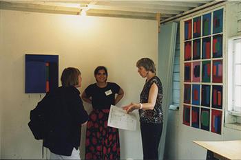 Maria-Morganti-art-omi-1997-Ghent (New York)