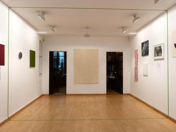 Mini installation view