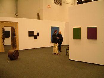 Maria-Morganti-stand-grossetti-arte-contemporanea-Cologna-2006-2006