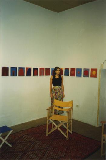 Maria-Morganti-artisti-italiani-a-rodi-con-aurelio-sartorio-Rodi-1994-1994