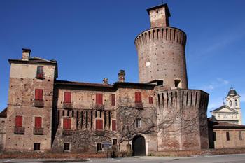 Mini sartirana castello